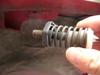 ローバーミニクーパーのボンネットロック画像2