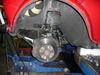 ローバーミニクーパーのステアリングラック交換作業1
