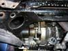 ローバーミニクーパーのステアリングラック交換作業3