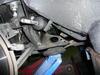 ローバーミニクーパーのステアリングラック交換作業2