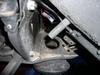ローバーミニクーパーのステアリングラック交換作業5
