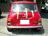 追突事故にあったローバーミニクーパー画像