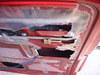 ローバーミニクーパーのキーレスエントリードアロックモーター取り付け位置画像