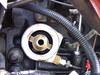 ローバーミニクーパーの油温センサーフィッティング画像