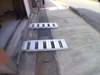 ガレージ車庫入れようのアルミカースロープ画像