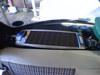 ローバーミニクーパーのバッテリー補充電ソーラーパネル画像