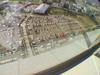 石川県庁舎展望台から駐車場のミニクーパーを発見画像