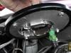 ローバーミニクーパー用HKSスーパーパワーフロー+ツインラムアダプターパネル画像2