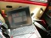 ローバーミニクーパーの馬力計測データーをPCで解析