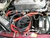 ローバーミニクーパーに装着したノロジーホットワイヤープラグコード画像1