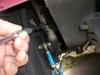 ローバーミニクーパーのショックアブソーバー調整画像6