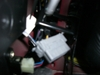 ローバーミニクーパーのOBDⅡ端子裏側画像