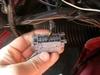 ローバーミニクーパーのOBD2端子画像1