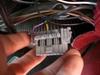 ローバーミニクーパーのOBD2端子画像2