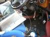 ローバーミニクーパーのOBD2端子チェック画像