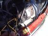 ローバーミニクーパーのスパーク電圧計測画像1