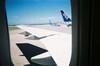 ジェット機のフラップ画像1