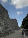 首里城外壁画像