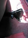 ローバーミニクーパーのシート固定金具画像