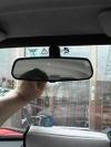ローバーミニクーパーの純正ルームミラー画像2