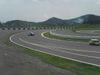 タカスサーキットを走るローバーミニクーパー画像