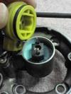 ローバーミニクーパーのインジェクター分解画像1