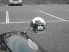 ローバーミニクーパーのフェンダーミラー取り付け位置画像3