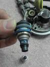 ローバーミニクーパーのインジェクター分解画像3